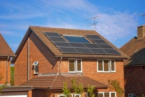 solar panels uk home