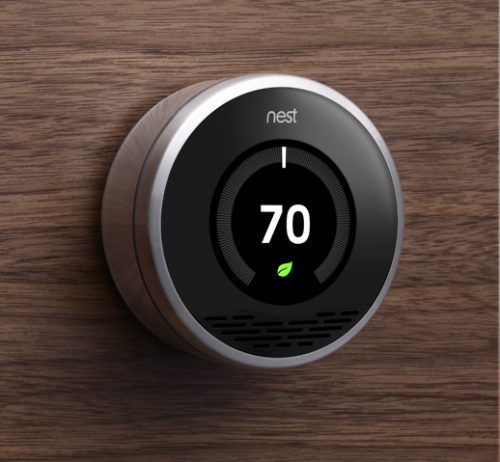 learning thermostat