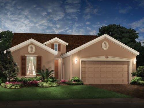 shea homes trilogy home orlando