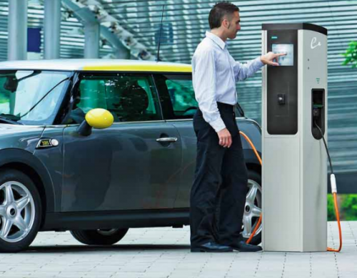 siemens ev charger
