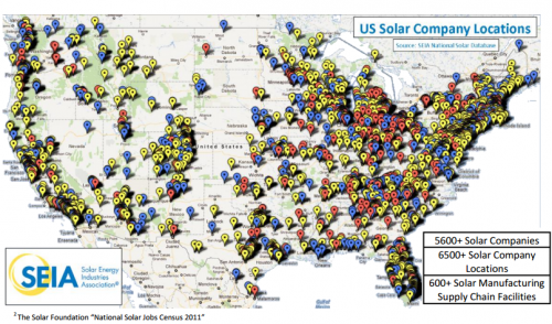 Solar in the US: Policy & Promise (+ 9 More Solar Charts & Images