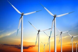 wind turbines capacity factor lcoe