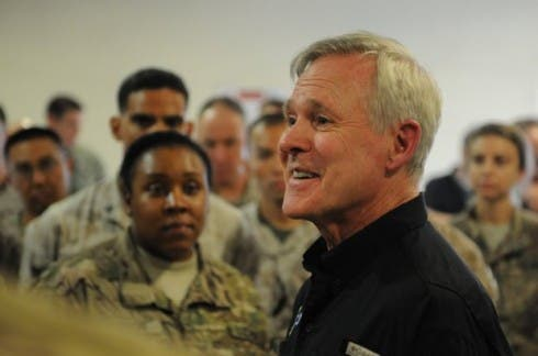 Secretary of Navy Mabus