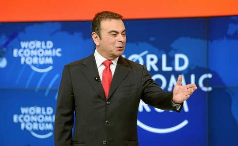 carlos ghosn shock lithium ion batteries