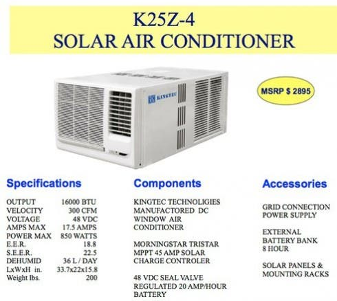 Weight 200 Pounds This Is Tremendous For A Window Air Conditioner Of Size But It Does Contain Extra Parts The Solar Setup