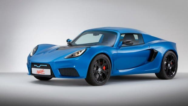detroit electric sports car electric