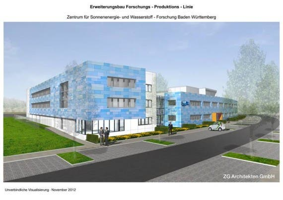 New eLab Facility (Source: ZSW)