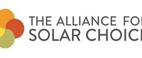 TASC alliance for solar choice