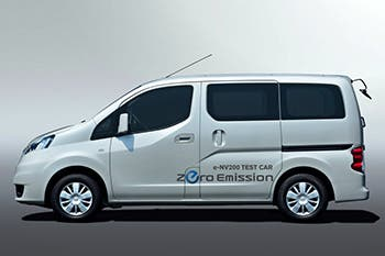 Nissan-electric-van