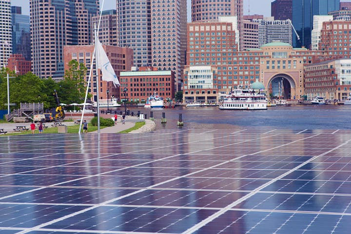 planetsolar Boston 4flat