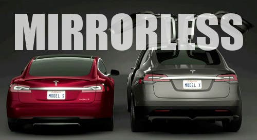 Tesla Wants To Eliminate Side Mirrors Cleantechnica