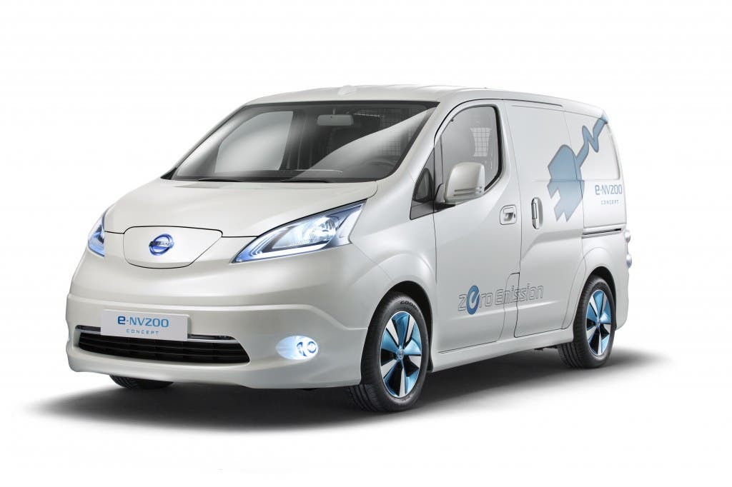the nissan e nv200 is the best selling plug in electric van or delivery vehicle in the uk and one of the best selling in europe