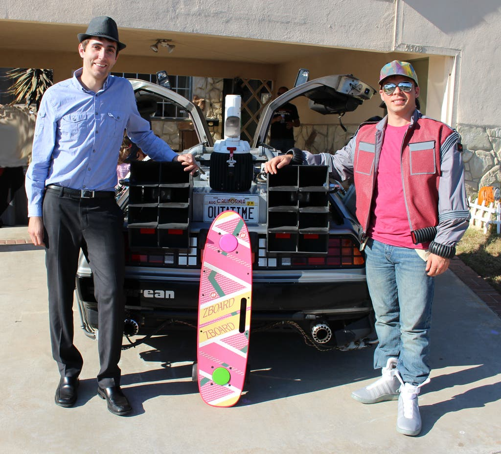 "Back To The Future ""Hoverboard"" -- Buy One Today ..."