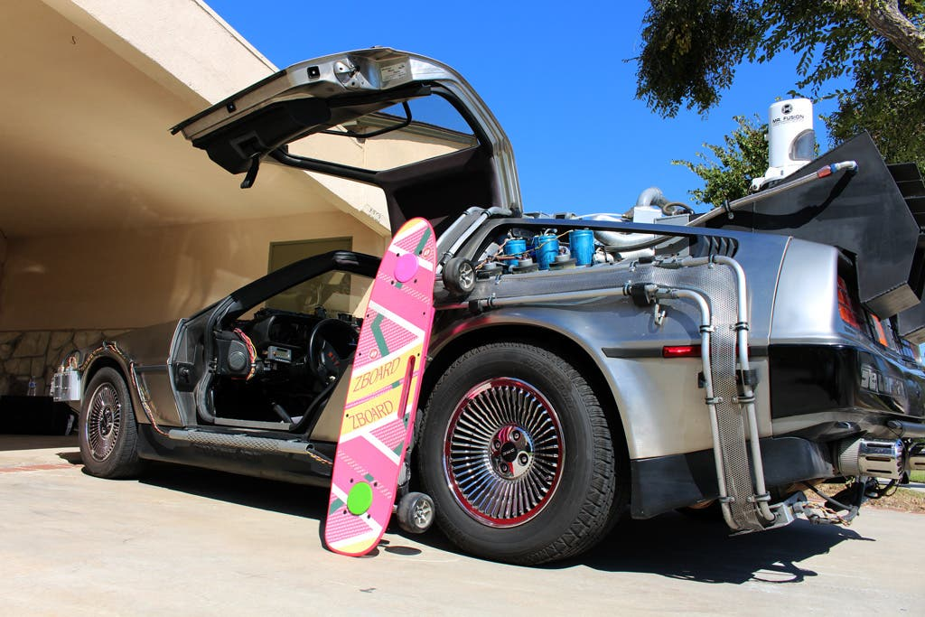 back to the future hoverboard buy one today cleantechnica. Black Bedroom Furniture Sets. Home Design Ideas
