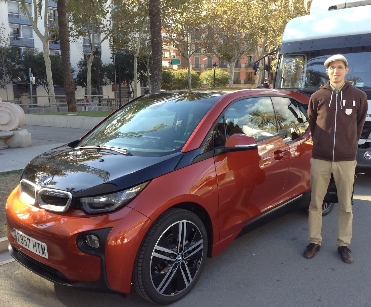 Bmw I3 Mpge 124 Officially The Most Efficient Car In