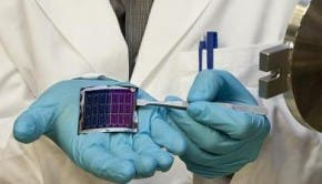 New thin film solar cell could lead to low cost solar power