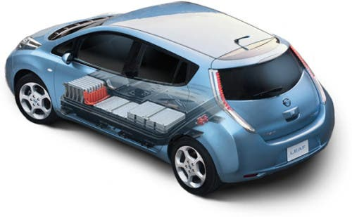Nissan Leaf With Various Battery Sizes On The Way