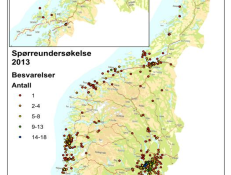 EV Norway distribution
