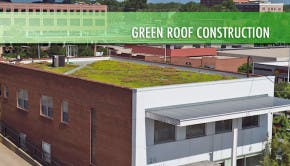 Green Roof in North Carolina