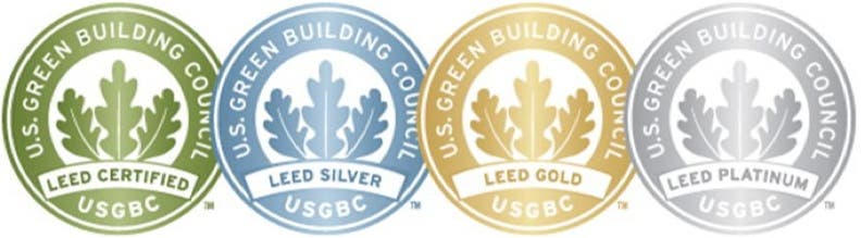 Leed certification 39 s impact on america by the numbers for Leed certification benefits