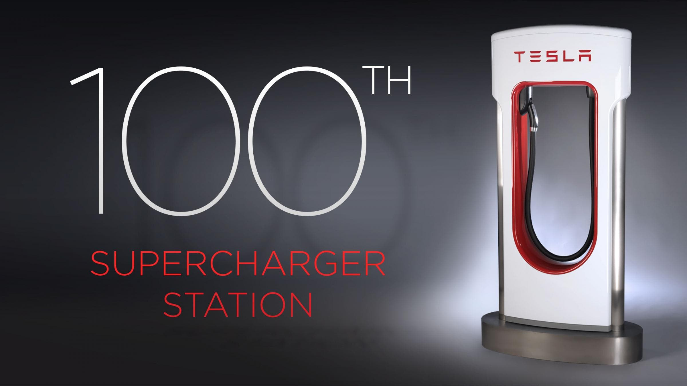 100th Tesla Supercharger Station Now Up Amp Running In