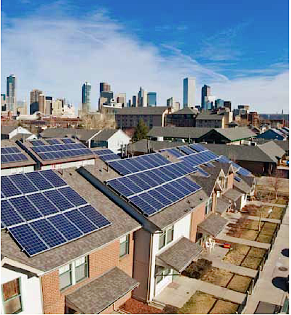 Denver CO: Namaste Solar Electric & Vision Point Imagery – from the Cover