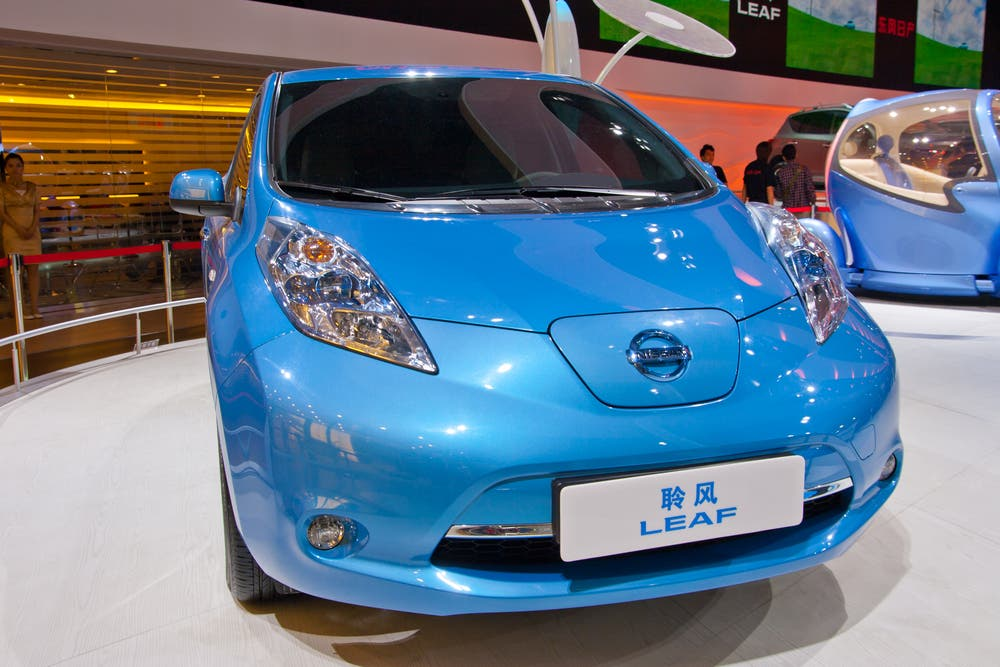 Nissan Amp Dongfeng Introducing Low Price Ev In China In