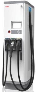 electric car fast charger
