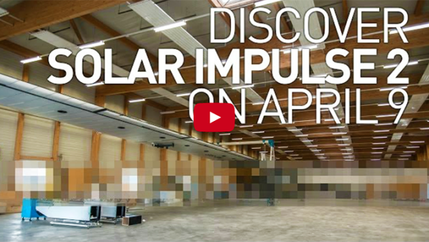 Solar Impulse 2 video