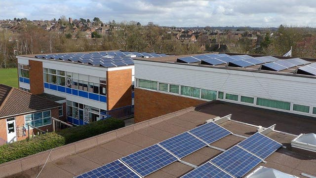 Yet Another Solar Schools Initiative Launches In The Uk