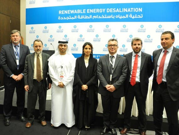 Group picture 1_solar desalination conf_May 2014