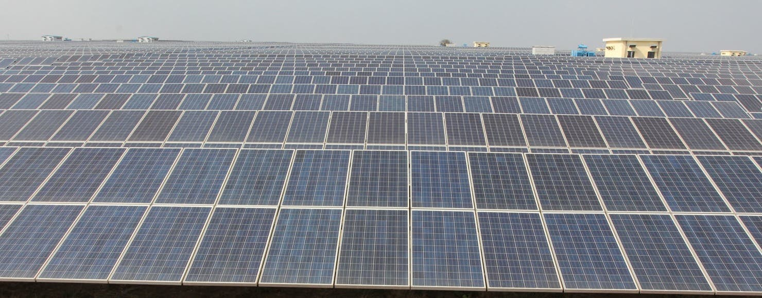 GE Invests $24 Million In India's Largest Solar Power ...