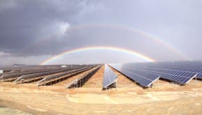 Kalkbult solar power project in South Africa