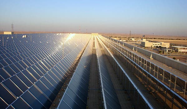 Saudia Arabia solar power