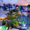 Island tourism at Turtle Beach Resort, Barbados, uses renewable energy