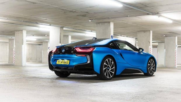 The Top Gear Crew Called Bmw I8 A Glorious Statement For An Exciting And Positive Future They Add Never Places Its Technology In Way Of