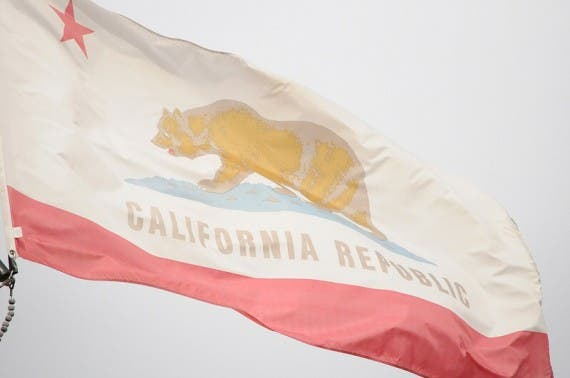Image Credit: California Flag via Flickr CC