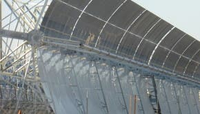 Parabolic Trough Reflectors