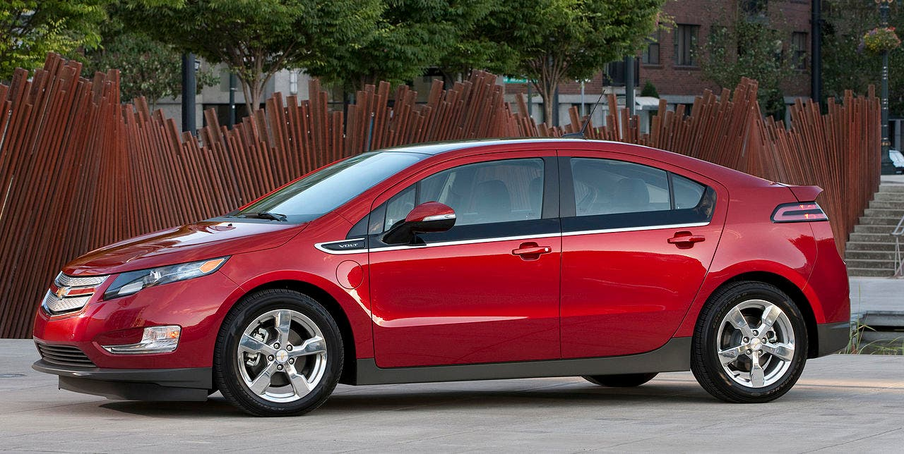 Chevy Volts Collectively Pass One Billion Mile Mark