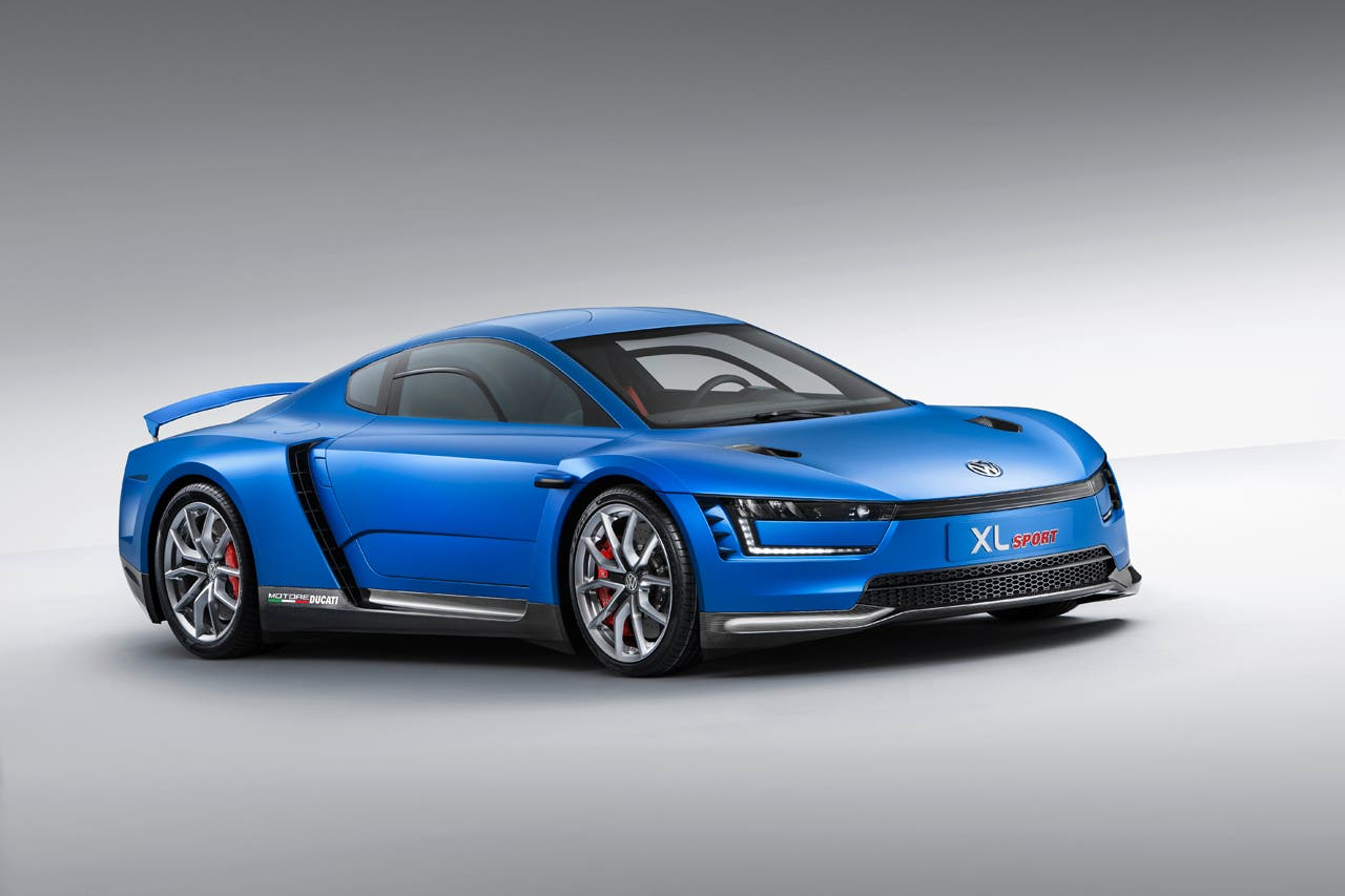 Car Talk Podcast >> Volkswagen XL Sport Combines Efficiency With Performance ...
