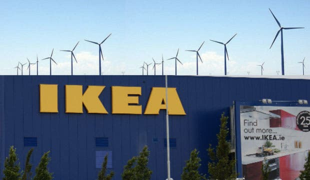 Ikea Group Purchases 165 Mw Wind Farm In Texas Largest