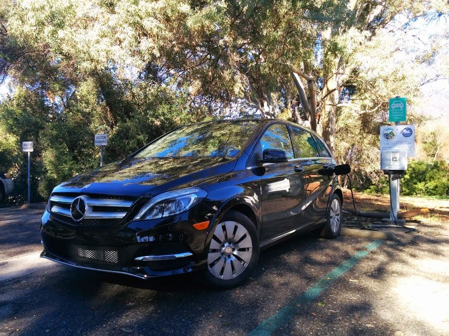 Mercedes B Class Electric >> 2014 Mercedes B Class Electric Drive Review 1st Month