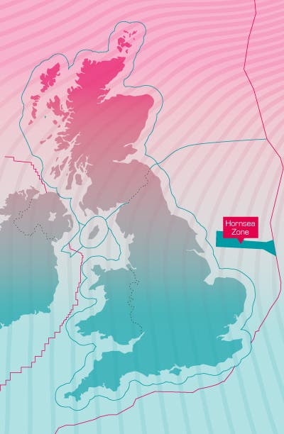 DONG Energy Acquires 1.2 GW Hornsea Project One Hornsea Project One