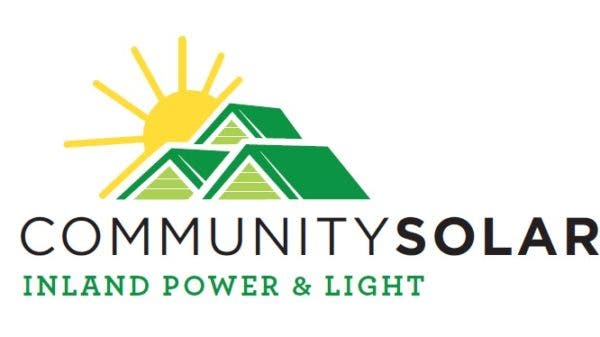 Community Solar, solar, solar energy, clean energy, Spokane, pacific northwest, Inland Power, Inland Power and Light, tax rebates