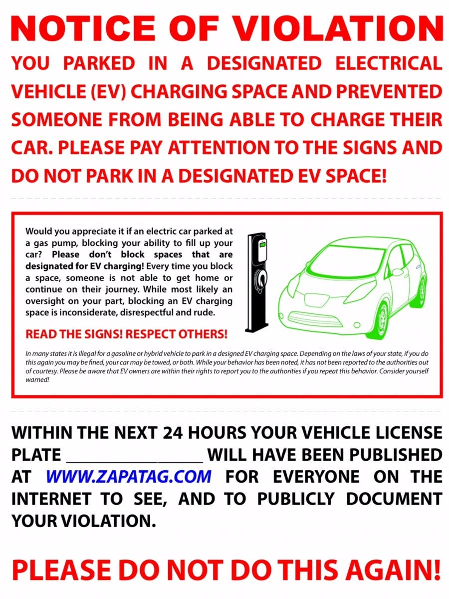 Flyer For Ev Charging Station Iceers