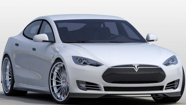 Tesla Model S Mods Available From Revozport | CleanTechnica