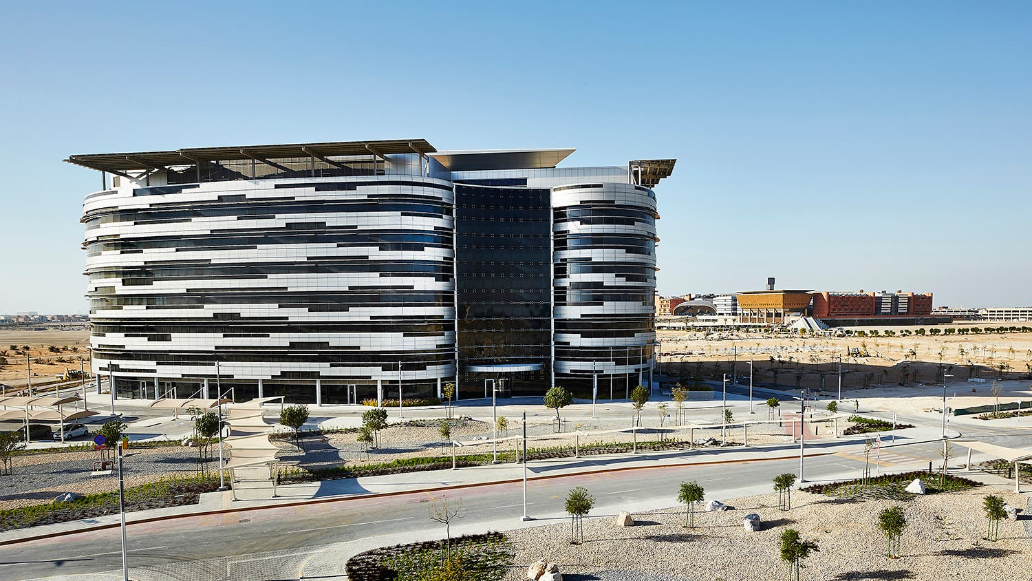 Irena Headquarters Is Among The Greenest Office Buildings