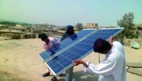 Masdar Special Projects Afghanistan Solar