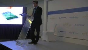 Boeing, Etihad Airways, Masdar Institute Halophyte Biofuel Update