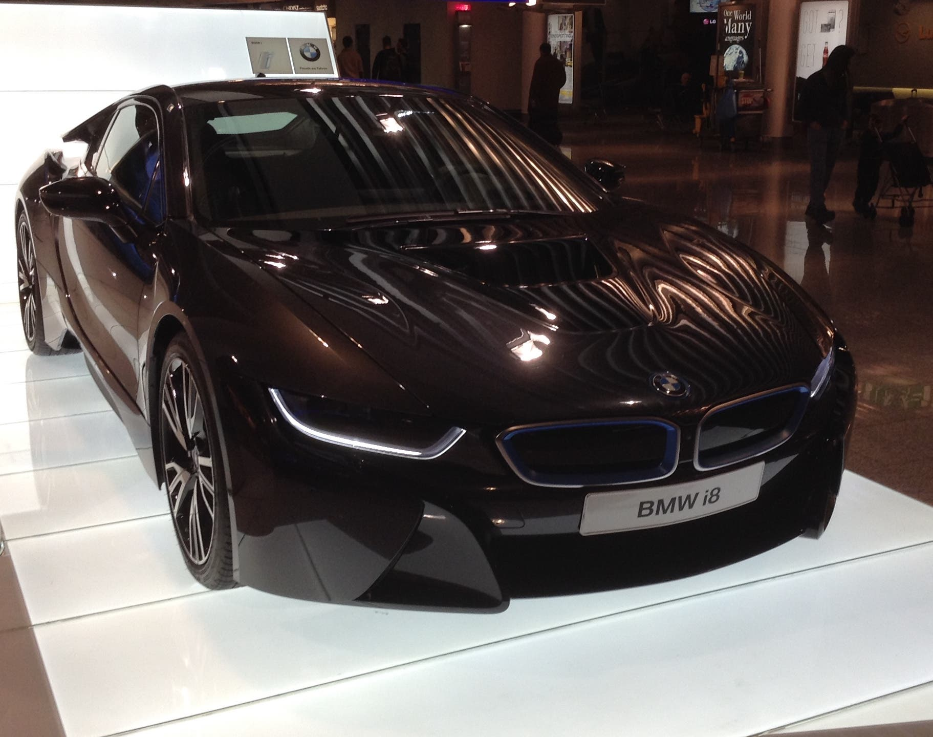 BMW Won't Release Next i Series Model Plug-In Until After 2020 | CleanTechnica